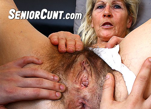 Video. alte rasierte fotzen such great MILF